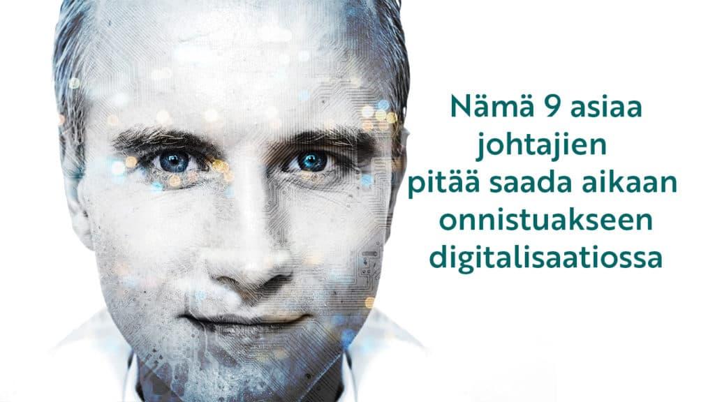 digitalisaatio miten onnistua