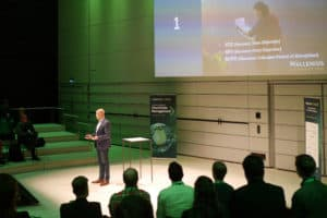 Keynote Niklas Wallenius